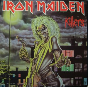 Iron Maiden_Killers_vinylandcoffee_26082015